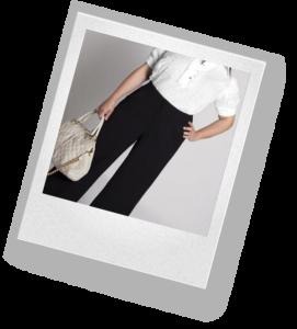 Основные стили в одежде для полных девушек