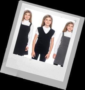 как модно и красиво одеваться девочке в школу