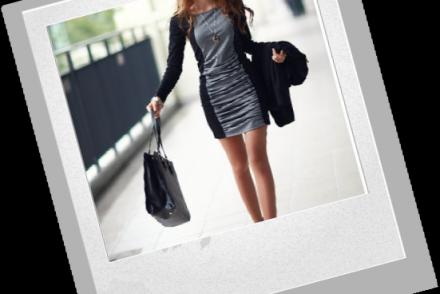 Как красиво одеваться на работу девушке?