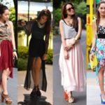 Как одеваться худеньким девушкам — советы и рекомендации