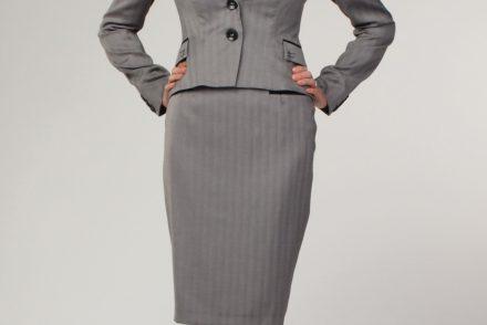 официальный женский костюм