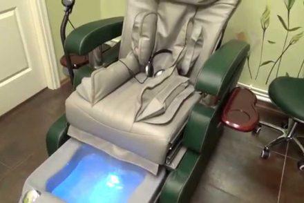 Как выбрать кресла для педикюра?
