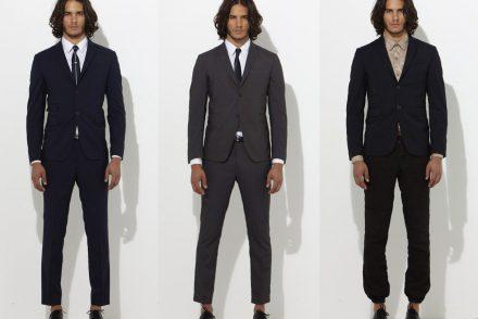 Классический мужской костюм: особенности правильного сочетания цветов